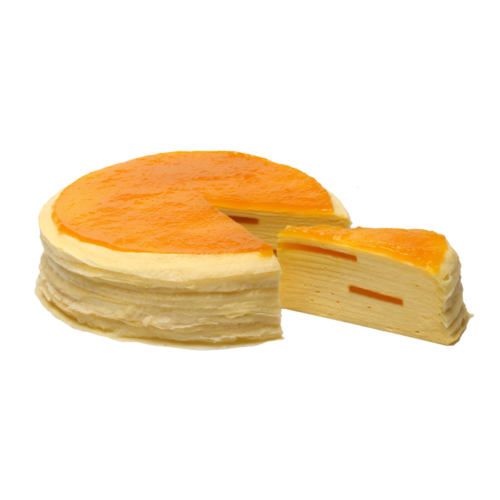 Mango Mille Crepes – Whole