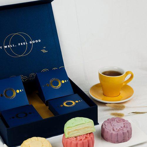 mooncake with box
