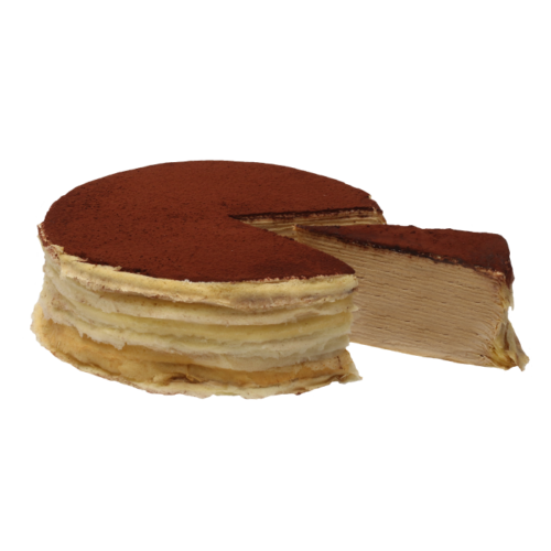 Cappuccino Mille Crepes – Whole